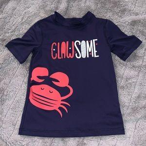 Boys swim shirt (3 for $10)